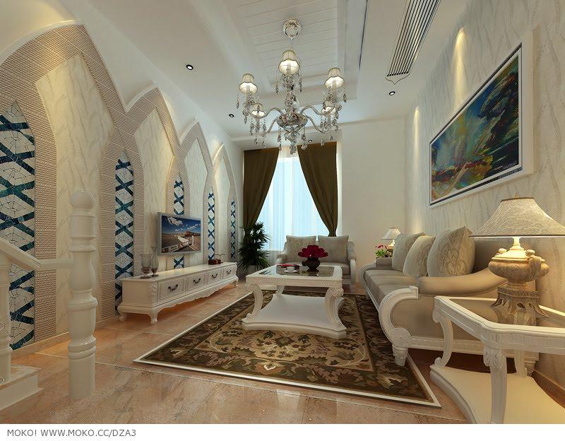 The deco house une maison luxueuse for Decoration cuisine en tunisie