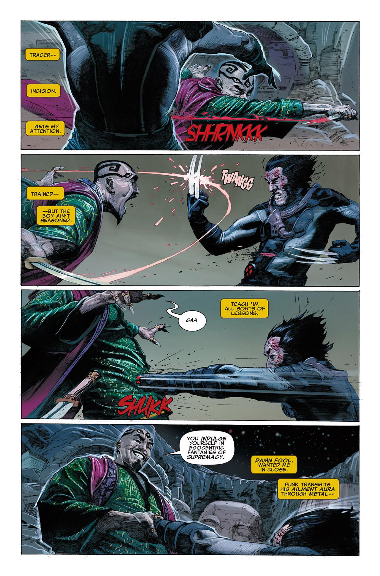 Uncanny X-Force (2010) #3 #35 - English 11