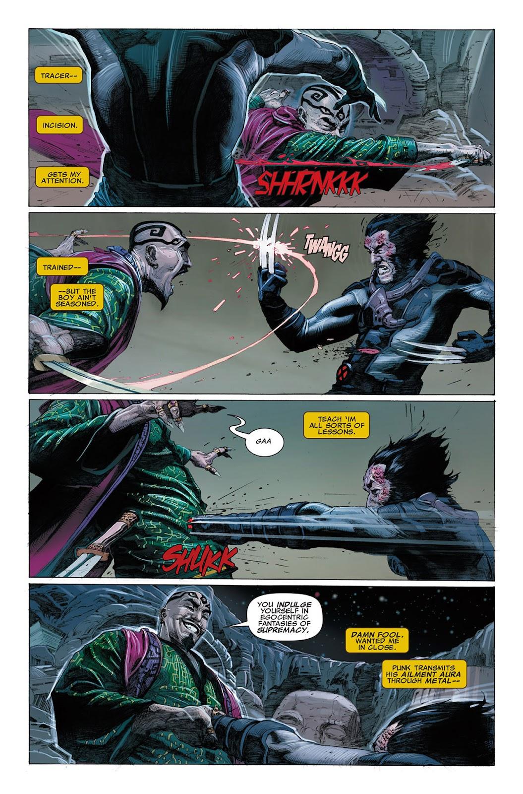 Uncanny X-Force (2010) Issue #3 #3 - English 11