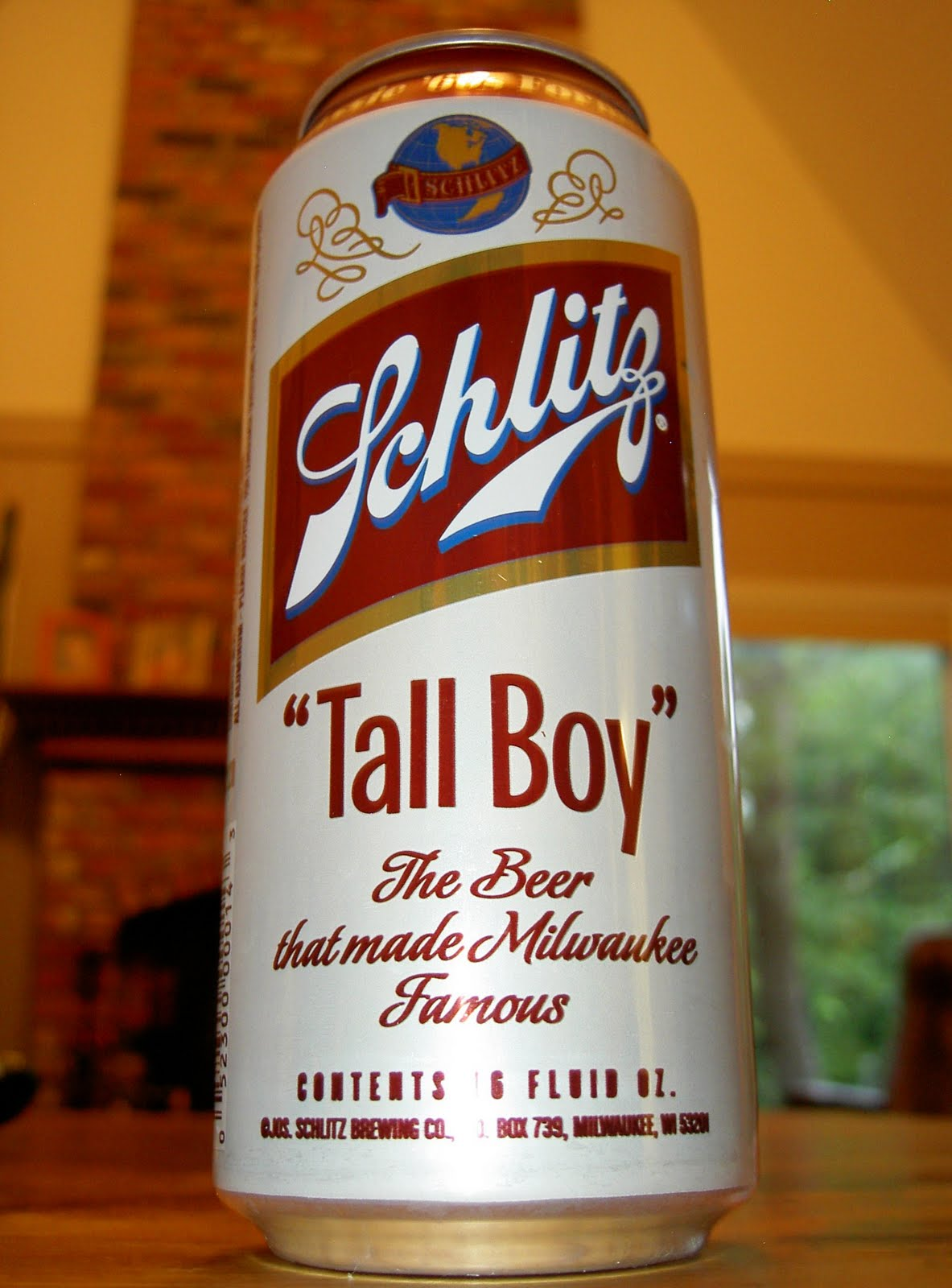 Eight More Miles: Schlitz Tall Boys: Back To Where It All ...