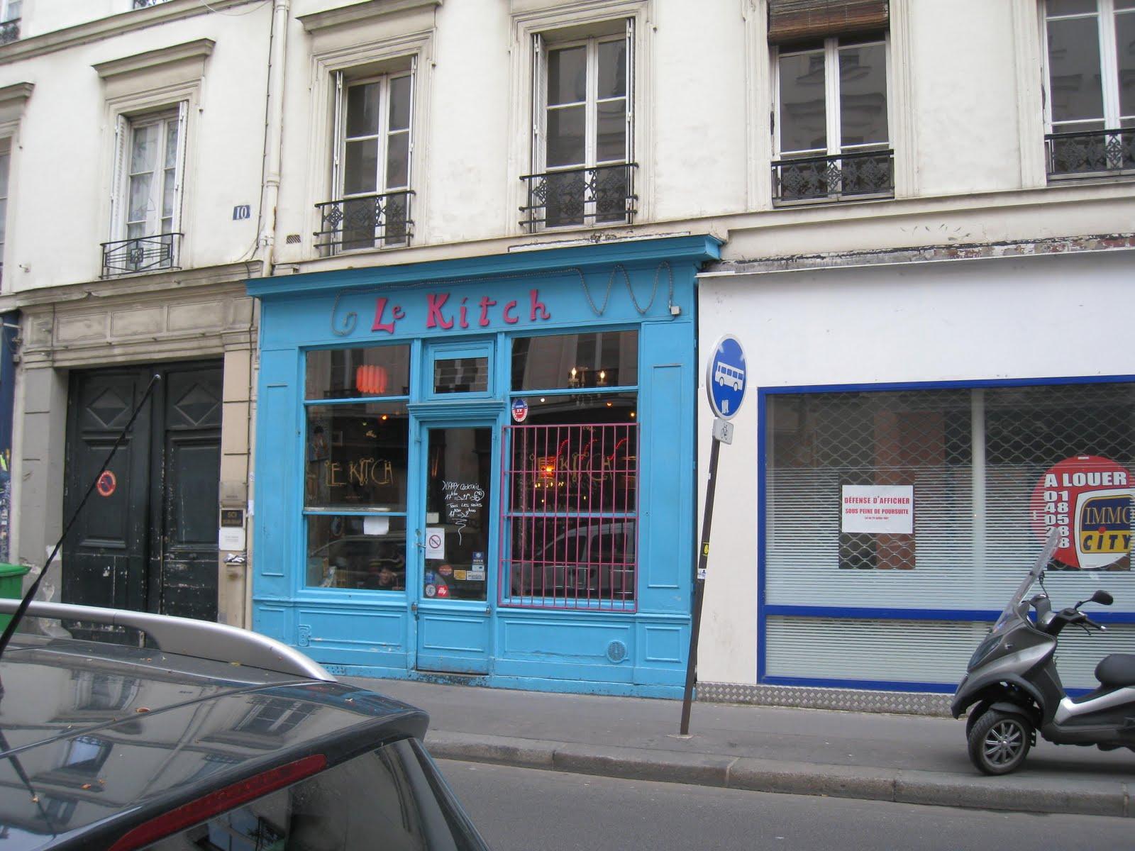 Le Petit Train Settling In - Bar Tropical Paris | le comptoir g n ...