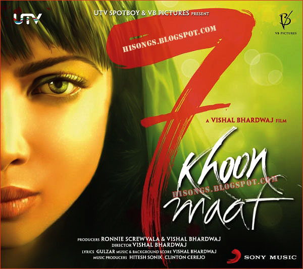 Khoon Maaf Hindi Movie Songs