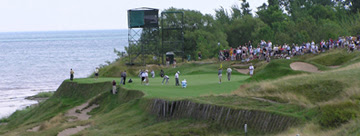 Players raved about the course layout and the challenge it posed.