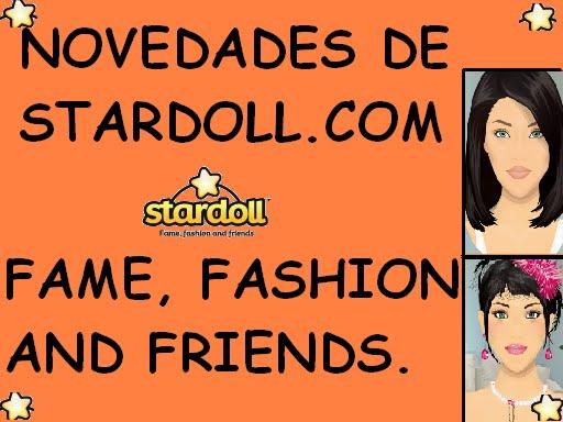 Novedades de Stardoll.com