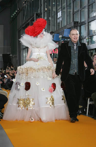 Some of Christian Lacroix 39s spectacular creations will live again as part of