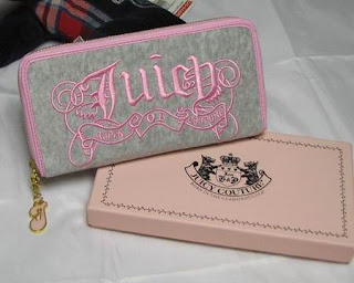 Tas dan Dompet (KW super/Grade AAA): Juicy Couture wall