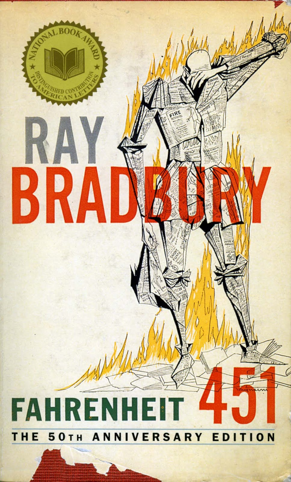 the forbidden stories in books in fahrenheit 451 a novel by ray bradbury To this book this will be one of the very few books i ray bradbury, fahrenheit 451 i read bradbury i read a bunch of his short story.