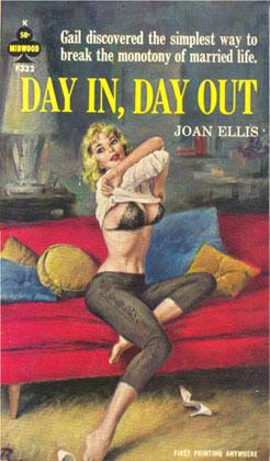 Female stripper seduces girl