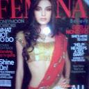Giselli Monteiro Femina Scans | Harleen Femina December Cover Pics