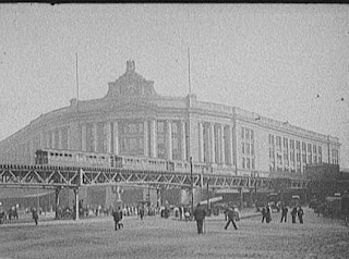 South Station, Boston, 1905