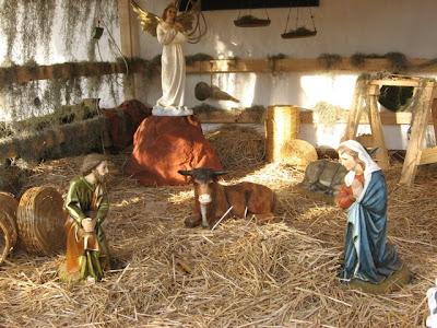 Puerto Vallarta Christmas creche