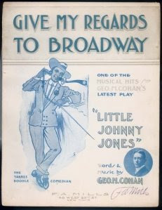 Give My Regards to Broadway Sheet Music