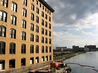 Necco Factory and Fort Point Channel