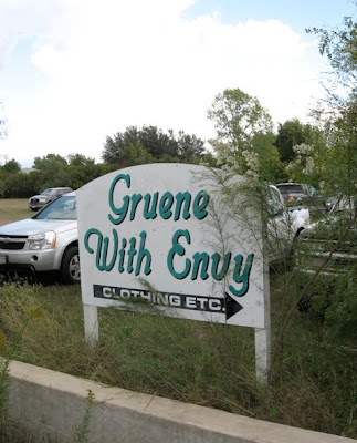Gruene with Envy