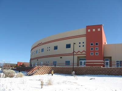 IAIA Campus, Santa Fe
