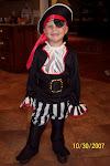 Henry Halloween 2007