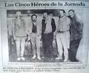 Agosto de 1932, Fuga de la cárcel de Tamberías
