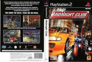 Download - Midnight Club: Street Racing | PS2