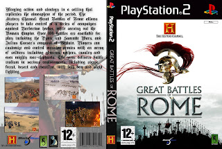 Download - The History Channel: Great Battles of Rome | PS2