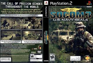 Download - SOCOM 3: U.S. Navy SEALs | PS2