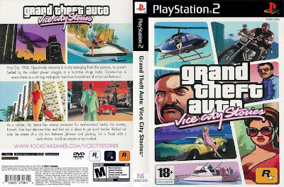 Download - Grand Theft Auto: Vice City Stories | PS2