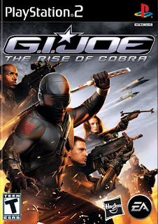 Download - G.I. Joe: The Rise of Cobra - PS2 | NTSC