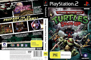 Download - Teenage Mutant Ninja Turtles: Smash Up | PS2