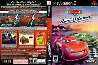 Download - Cars: Race-o-Rama | PS2