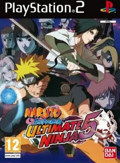 Download - Naruto Shippuden Ultimate Ninja 5 | PS2
