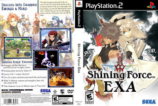 Download - Shining Force Exa (UNDUB) | PS2