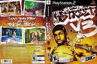 Download - NBA Street V3 | PS2