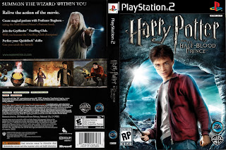 Download - Harry Potter e o Enigma do Príncipe | PS2