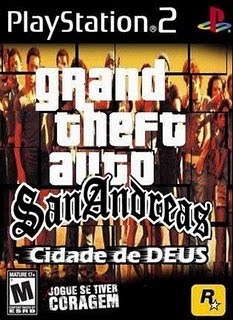 Download - GTA: Cidade de Deus | PS2