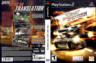 Download - The Fast And The Furious | PS2