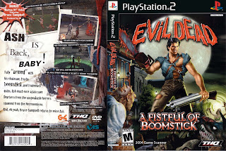 Download - Evil Dead: A Fistful of Boomstick | PS2