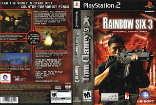 Download - Tom Clancy's: Rainbow Six 3 | PS2