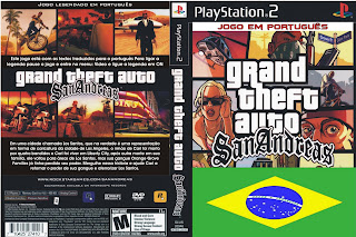 Download - Grand Theft Auto: San Andreas (Português-Brasil) | PS2