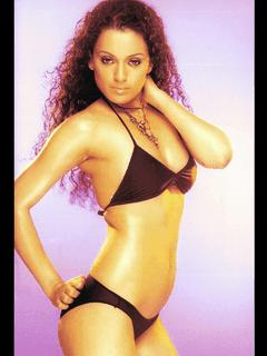 kangana ranaut actress bikini wallpapers