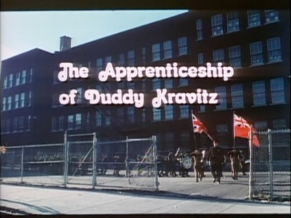 the apprenticeship of duddy kravitz essays