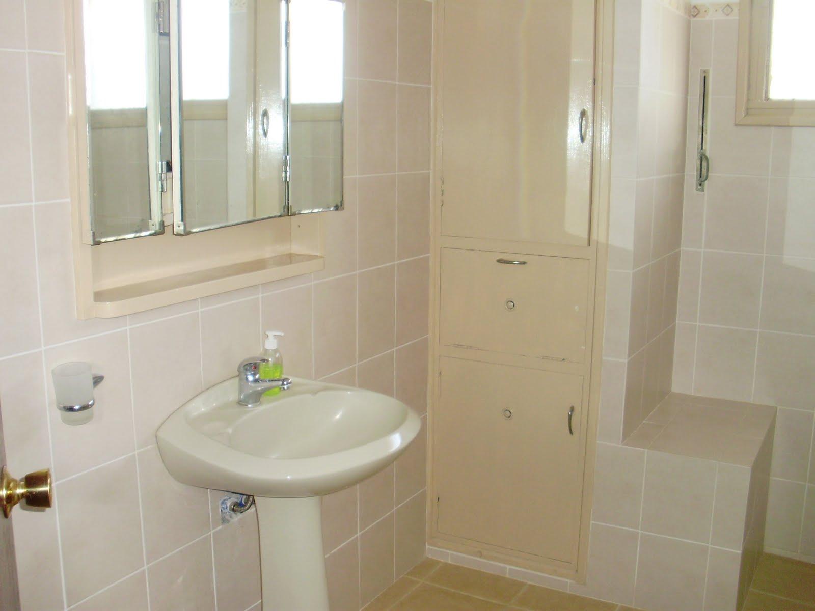 Baño De Ducha En Enfermeria:Residencia Diamante: Baños