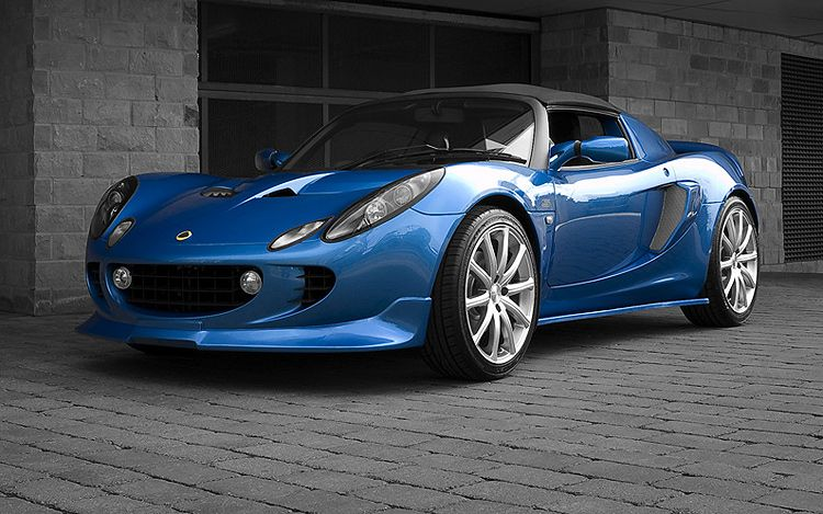 Picture Of Lotus Elise Cars