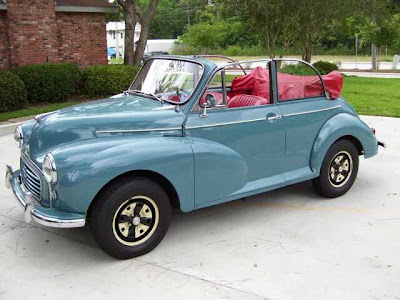 Morris Minor Classic Cars