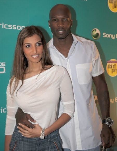 chad ochocinco and michelle are dating