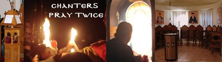 Chanters Pray Twice
