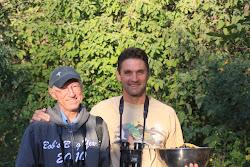 11.18.10 Bob's Big Year! Bob Ake from Norfolk, Va. He saw the Crimson collard Grosbeak #717! Yea!