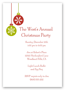 photo relating to Printable Christmas Party Invitations titled Free of charge Printable Xmas and Family vacation Bash Invites