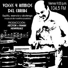 VOCES Y RITMOS DEL CARIBE EN RADIO