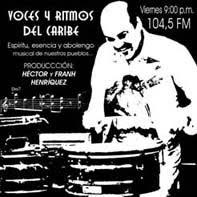 VOCES Y RITMOS DEL CARIBE
