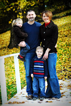 The Boley Family - November 2009