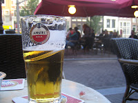 Amstel Beer from Amsterdam